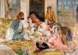 The Hareem, by John Frederick Lewis