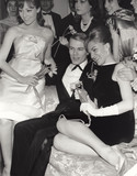 Adam Faith with rank starlets