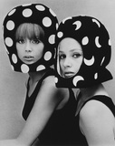 Pattie Boyd & Celia Hammond