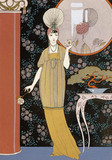 Sheherazade, by Georges Barbier