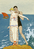 L'Ilot, by Georges Barbier