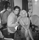 Cliff Richards and Jayne Mansfield