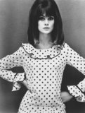 Jean Shrimpton in a Mary Quant dress