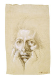 Self Portrait, by Henry Fuseli