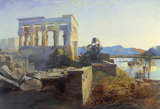 Island of Philae, Egypt, by W.E.Dighton