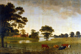View of Osterley Park from the East, by Anthony Devis