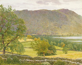 Hawes Water and Nadale Forest from Measland, by Henry Holiday