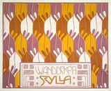 Scylla Design, by Koloman Moser