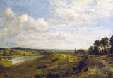 Hampstead Heath, by John Constable