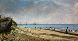 Brighton Beach, by John Constable