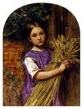 The Good Harvest of 1854, by Charles Allston Collins