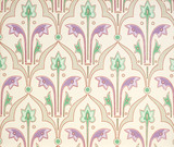 Wallpaper design, by Owen Jones