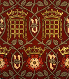 Wallpaper, by A.W.N. Pugin