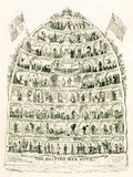 The British Beehive, by George Cruikshank