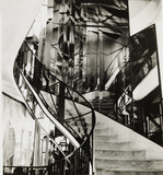 Staircase and home of Coco Chanel, photo Curtis Moffat