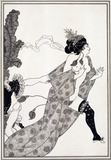 Cinesians Entreating Myrrhine to Coition, by Aubrey Beardsley