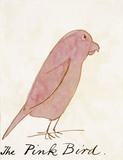 The Pink Bird, by Edward Lear