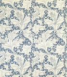 Wallflower wallpaper, by William Morris