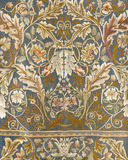 Wall hanging with Acanthus pattern, by William Morris