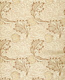 Apple wallpaper, by William Morris