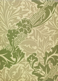Bruges wallpaper, by William Morris