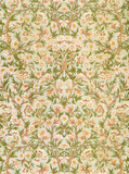 Blossom wallpaper, by William Morris