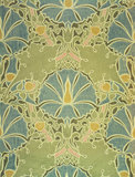 The Saladin wallpaper, by C.F.A Voysey