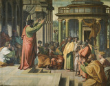 Paul Preaching at Athens, by Raphael