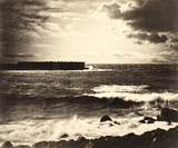 The Great Wave, Sette, photo Gustave Le Gray