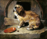 There's No Place Like Home, by Edwin Landseer