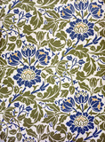 Flowering Scroll wallpaper, by William Morris