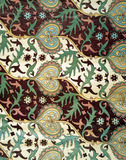 Gothic Arabesque material, by A.W.N. Pugin