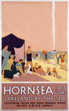 'Hornsea - Lakeland by the Sea', LNER poster, 1923-1947.