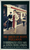 'The Queen of Scots Pullman', Pullman Company poster, c 1935.