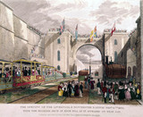 Opening of the Liverpool & Manchester Railway, 15 September 1830.