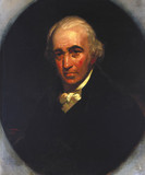 James Watt, Scottish engineer, 1801.