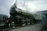 'Green Arrow' 2-6-2 steam locomotive, 1936,