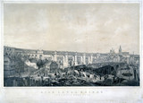 'High Level Bridge, Newcastle upon Tyne', 1849.