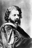 William John MacQuorn Rankine, Scottish civil engineer, c 1860-1869.