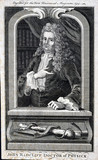 John Radcliffe, British physician, c 1700.
