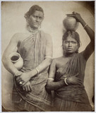 Cingalese women, c 1875-1879.