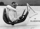 Sir Malcolm Campbell, English sportman and racer, 10 June 1937.