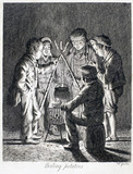 'Boiling potatoes', 1833.