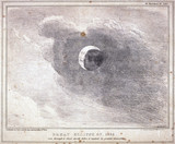 'Great Eclipse of 1836', 1836.