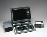 Tandy Radio Shack TRS 80 I personal computer, 1980.