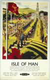 'Isle of Man - Tynwald Hill', 1950. British