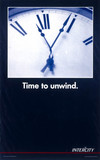 'Time to Unwind', BR poster, c 1990s.