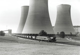 Transporting coal to power stations, July 1973.