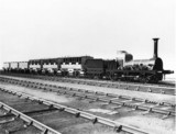 'Lion' steam locomotive 0-4-2 built for the