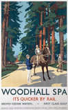 'Woodhall Spa', LNER poster, 1923-1947.